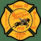 Philadelphia Fire Department - Engine 70  Roosevelts Rough Riders