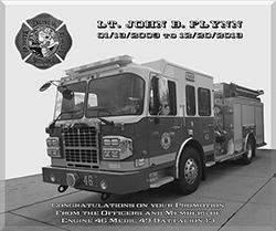Philadelphia Fire Department - Engine 46 - Battalion 13