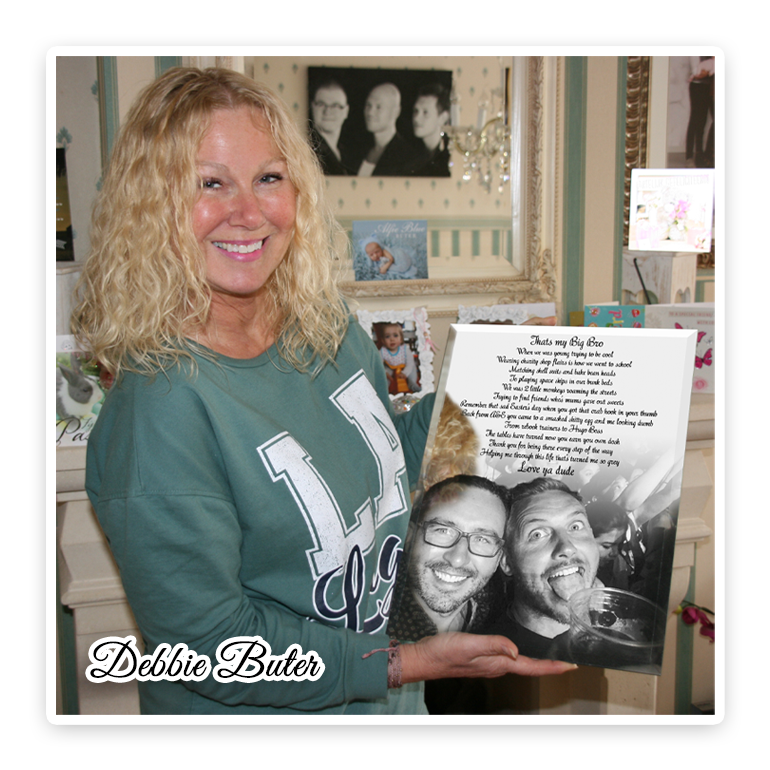 Debbie Buter - Owner Mirror Engraving