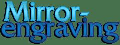 Mirror Engraving Logo