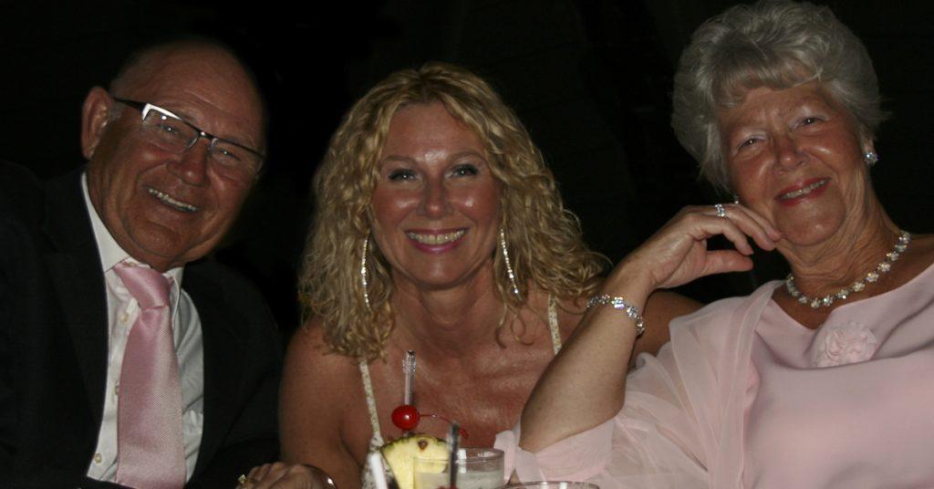 Dad, Me & Mom - Precious Memories